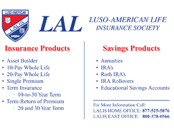 Luso American Life Insurance